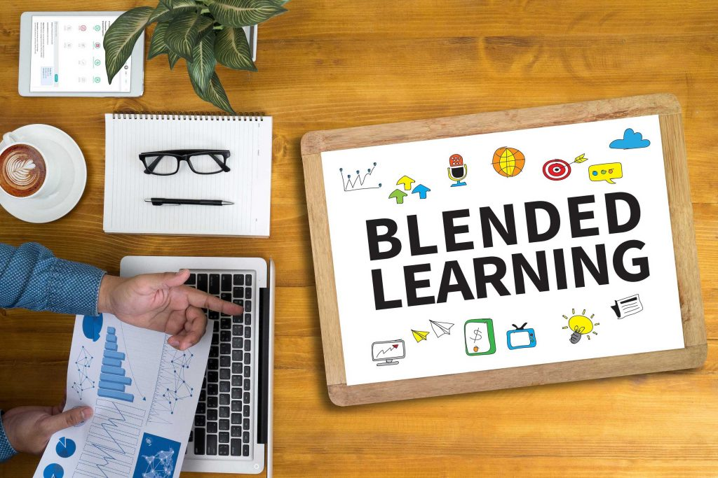 Tablette ordinateur blended learning
